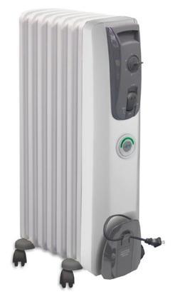 DeLonghi MG7307CM Safeheat 1500W ComforTemp Portable Oil Fil