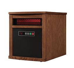 Duraflame 9HM8101-O142 1500W Infrared Heater w/ Saferplug, O