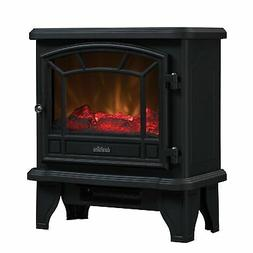 Duraflame DFS-550-21-BLK Maxwell Electric Stove with Heater