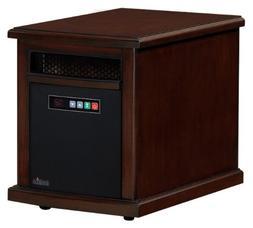 Duraflame Infared Quartz Electric Portable Heater Air Purifi