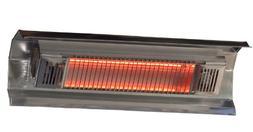 Fire Sense - Patio Heater - Silver