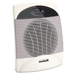 Holmes HEH8031NUM Energy Saving Heater Fan, 1500W, White