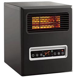 Mainstays, 4 Element, Infrared Electric Cabinet Space Heater