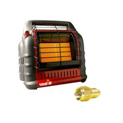 Mr. Heater MH18B BIG Buddy Indoor Safe Propane Heater with A