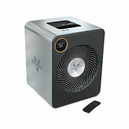 Vornado - Electric Heater - Stainless Steel