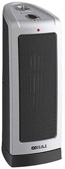 Lasko AC Electric  Oscillating Ceramic Tower Small Space He
