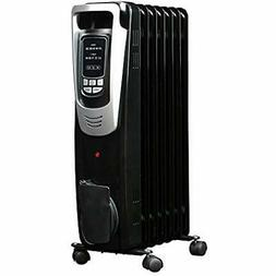 "AH-450B Space Heaters Heater Black Home "" Kitchen"