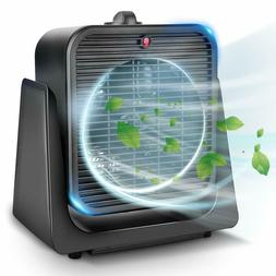 Air Circulator Fan 2 in 1 Portable Quiet Cooling w/Space Hea