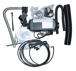 Drivworld AIR 2KW 12V gasoline parking heater with Rotary co