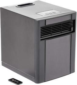 AmazonBasics Portable Eco-Smart Space Heater - Black