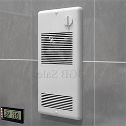 High Quality Bathroom Wall Heater & Free Thermometer Bundle: