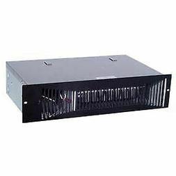 Berko® Fan Forced Toe Space Heater, 1,500/750W 240V
