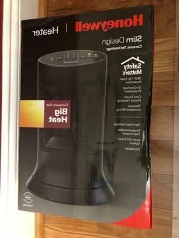 Honeywell Big Space Heater Heat Heater HCE309B NEW Slim Desi