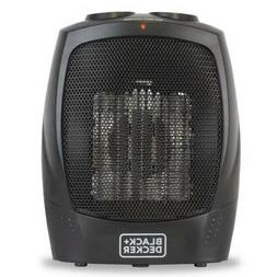 black decker 1500 watt ceramic compact personal
