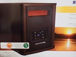 Bionaire BRH7403ERE-CN Infrared 6 Quartz Console Heater, 150