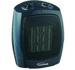 Ceramic Fan Heater Black, Heaters, Fireplaces