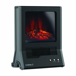 Ceramic Fireplace Portable Heater Electric Large Space Livin