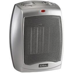 Lasko Ceramic Heater with Adjustable Thermostat, 3 Quiet Com