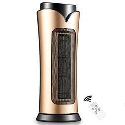 Ceramic heater,Tower Digital Remote control Oscillation Adju