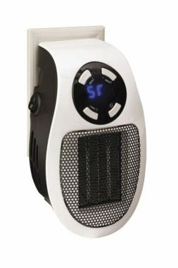 ceramic personal electric space heater 350w wall