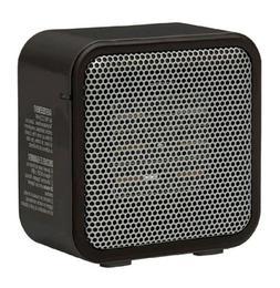 AmazonBasics 500-Watt Ceramic Personal Heater - Black
