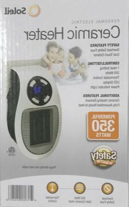 ceramic personal wall space heater