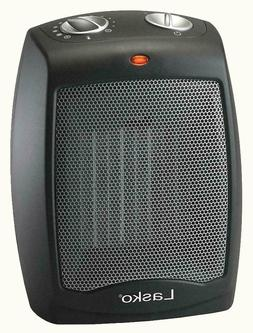 LASKO  Ceramic Portable Space Heater with Adjustable Thermo