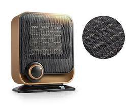 Ceramic Space Heater 1500W Small/Mini Personal Portable Elec