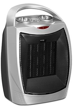 Utopia Home Ceramic Space Heater - 750W / 1500W Power Settin