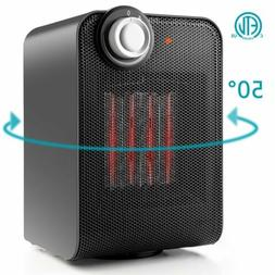 OPOLAR Space Heater Electric Indoor Portable Personal Use, A