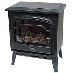 New Age Living Classic Portable Fireplace Space Heater | For