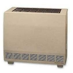 Empire Closed Front Room Heater W/Blower Liquid Propane 6500