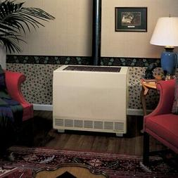 Empire Closed Front Room Heater W/Blower Natural Gas 50000 B