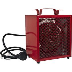 Comfort Zone 5000 Watt 240V Portable Industrial Heater CZ20
