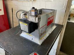DAYTON Commercial Infrared Natural Gas Heater, Mod. No. 3E13