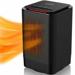 COMPACT PERSONAL SPACE HEATER with FAN by Mighty Power, 950