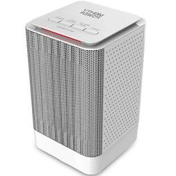 Mighty Power Compact Personal Space Heater with Fan, 950 Wat