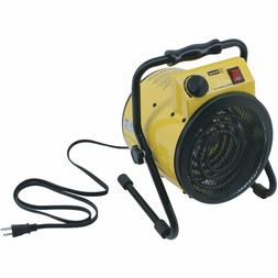 """Compact Portable Garage Heater:  """"Yellow Jacket"""" Mini  Space"""