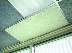 """TPI CP803 Series CP Radiant Ceiling Panel, 1"""" Thickness, 375"""