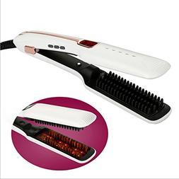 Curling Iron 3 In 1 Hair Straightener&curler Far Infrared/ne