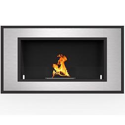 """Regal Flame Cynergy 36"""" Ventless Built In Wall Recessed Bio"""