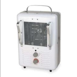 DAYTON 3VU33 Electric Space Heater, Fan Forced, 120V,