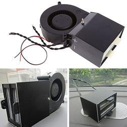 cici store 350W 500W DC 12V PTC Ceramic Car Heating Heater F