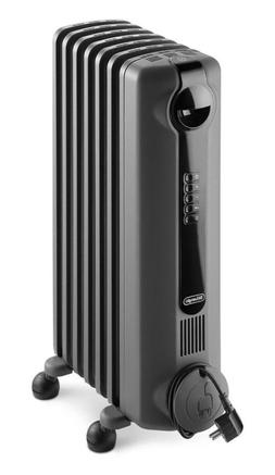 DeLonghi 1500-Watt Oil-filled Radiant Electric Space Heater