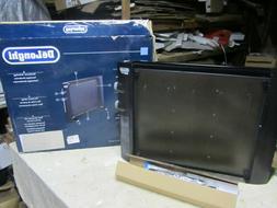 DeLonghi HMP1500 Mica Panel Space Heater - Black