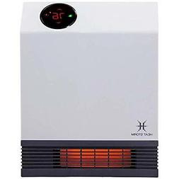 "Deluxe Space Heaters Infrared Wall Heater, White Home "" Kitc"