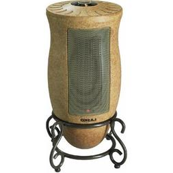 Lasko Designer Series Oscillating Ceramic Heater with Self-R