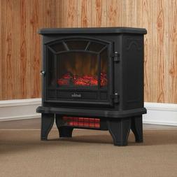Duraflame DFI-550-22 Freestanding Infrared Quartz Fireplace