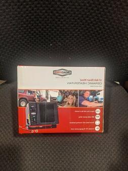 RoadPro 12V Direct Hook-Up Ceramic Heater/Fan with Swivel Ba