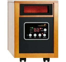 Dr Infrared Heater DR-968 Portable Space Heater, 1500-Watt,